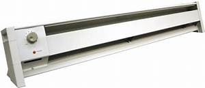 Qmark Fahrenheat Type Fbe Portable Baseboard Convector Heater