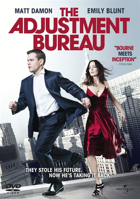 adjustment bureau just my opinion reviews the adjustment bureau review