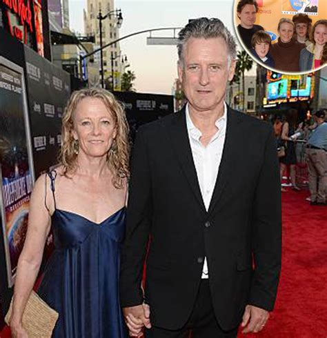 Bill Pullman and Wife