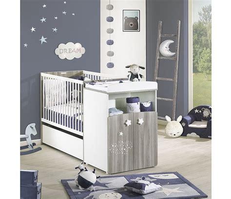 chambre teddy sauthon lit combin volutif x en x hugo with chambre
