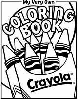 Coloring Crayola Colouring Printable Crayons Sheets Sheet Colors Box Fun Printables Making Nice sketch template