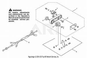 Poulan Bp400 Gas Blower Parts Diagram For Throttle Lever