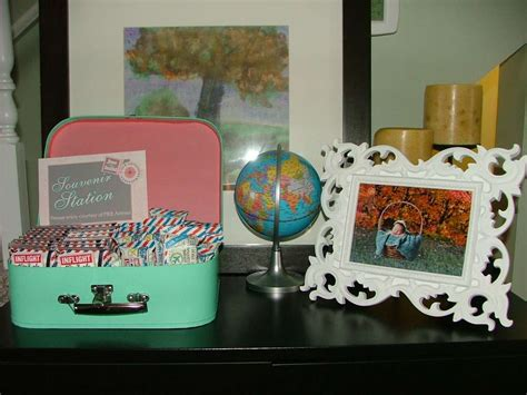 Travel Themed Baby Shower - travel baby shower ideas photo 2 of 46 catch my