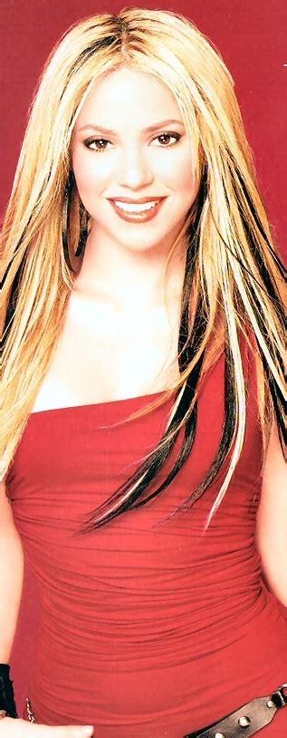shakira shakira red dress
