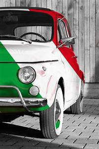 Fiat 500 Ancienne Italie : tableau fiat 500 italie it0012 tableaux d co personnalis s contemporain toiles photo agoarts ~ Medecine-chirurgie-esthetiques.com Avis de Voitures
