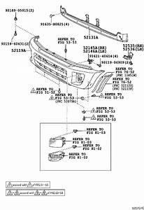 Toyota Rav4 Bumper Cover  Front   Body  Interior