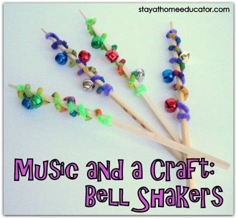 Preschool Music Craft That Even Parents Will Love All