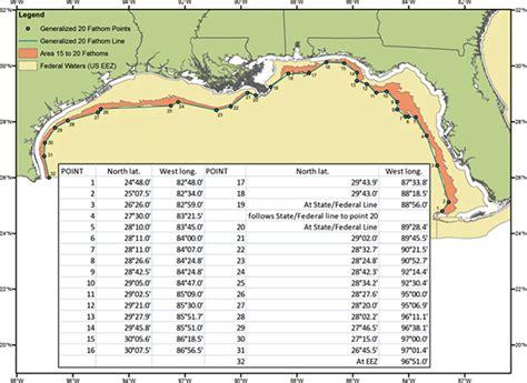gag gulf grouper season noaa boundaries sets changes water