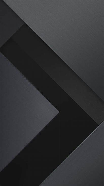 Dark Material Geometric Wallpapers Backgrounds S7 Pattern