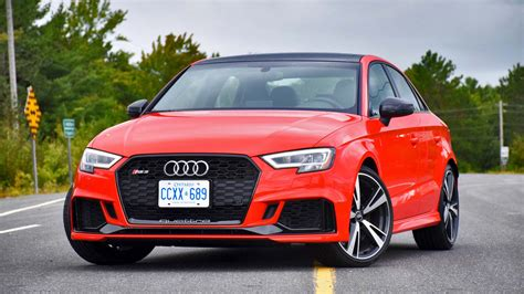 Audi Picture by 2018 Audi Rs3 Test Drive Review