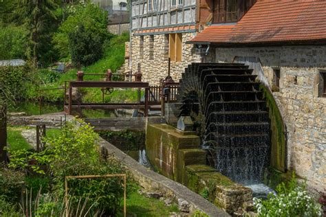 The History Of The Water Wheel