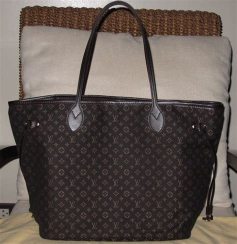 wanted bags louis vuitton idylle  fusain neverfull mm