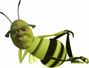 shrek and bee movie   Tumblr