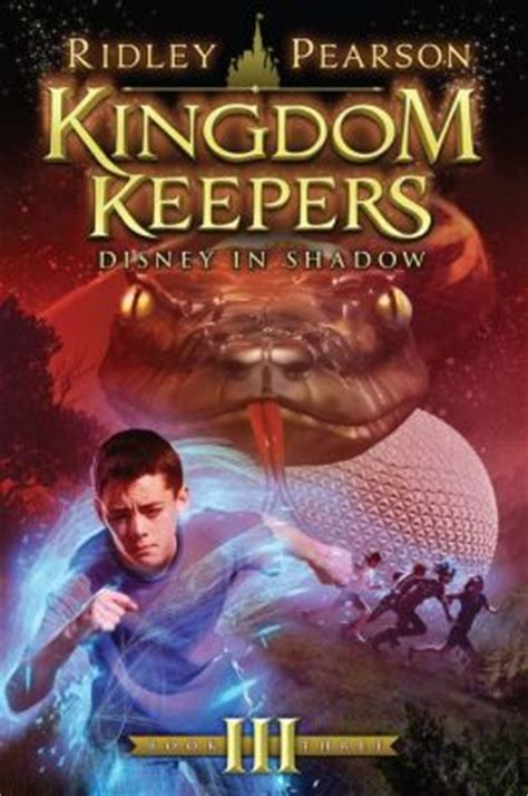 Disney In Shadow (kingdom Keepers Series #3) By Ridley