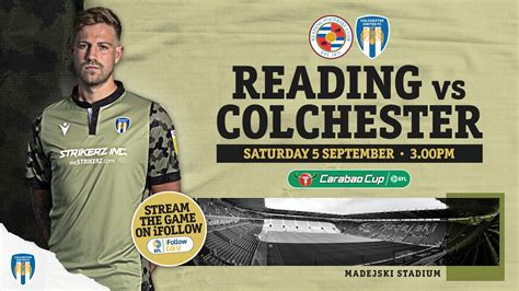 Watch The U's In Action This Weekend - News - Colchester ...