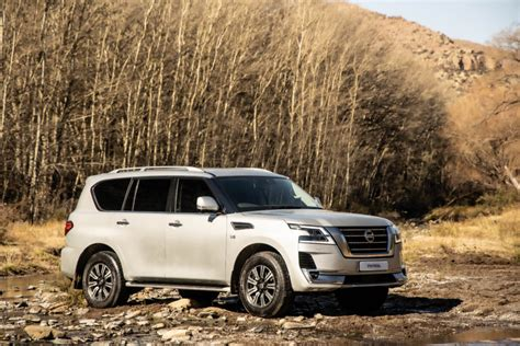 Financing:we offer many financing options for all situations. FACELIFTED NISSAN PATROL OFFICIALLY IN SA - Motor Magazine