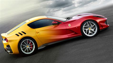 812 Superfast Wallpaper by Sport Car Images 812 Superfast The Best Cars
