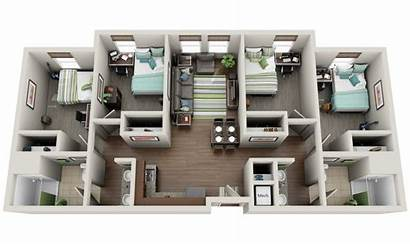 Student Housing Floor Plans Plan Dorm Layout