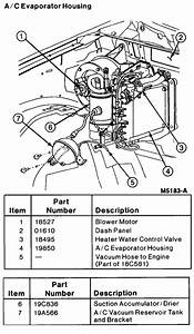 31 Ford Ranger Ac System Diagram
