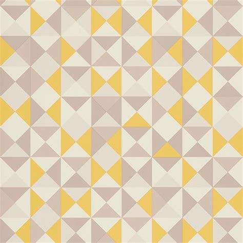 papier peint acapulco vinyle sur intisse geometrique