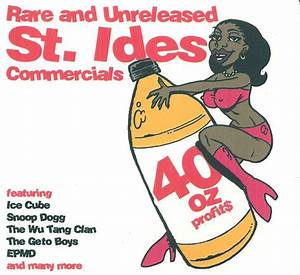 Rare, And, Unreleased, St, Ides, Commercials, Cdr