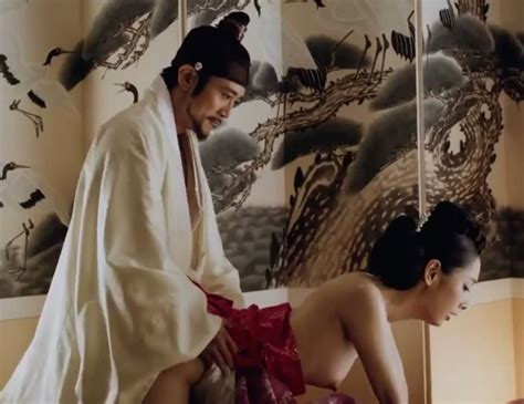 New erotic Korean film Lost Flower: Eo Woo-dong with Song ...