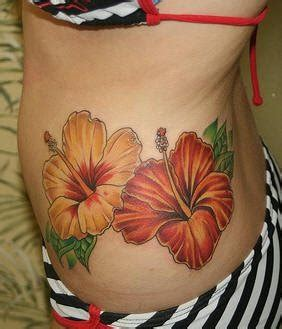 39 Hibiskus Blumen Tattoo Motive