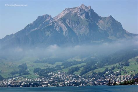 Hergiswil To Lucerne By Boat by Photo Story The Golden Trip To Pilatus Lucerne