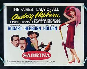 Audrey Hepburn Poster : sabrina audrey hepburn half sh movie poster ebay ~ Eleganceandgraceweddings.com Haus und Dekorationen