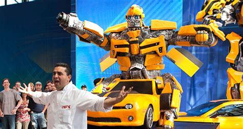 cake boss crew shows   pound bumblebee camaro cake