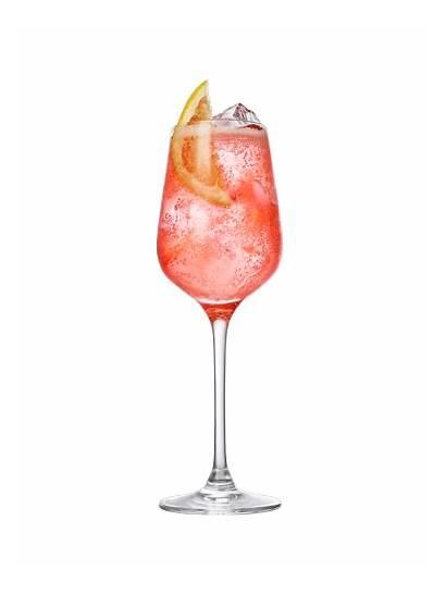 Gin Pink Spritz Cocktails Kopparberg Swedish Cider
