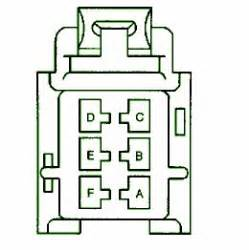 2000 Cadillac escalade v8 Ignition Switch Fuse Box Diagram