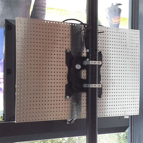 Tv Board Mit Rückwand by R 252 Ckwand Verkleidung F 252 R 40 Zoll Lcd Led Monitore
