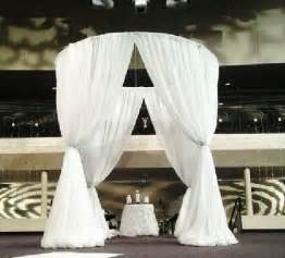 Wedding Backdrops Pipe and Drape