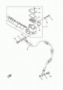 Master Cylinder Parts Diagram