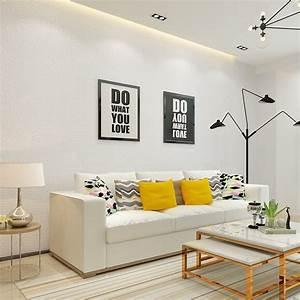 Beibehang Solid Color Wallpaper Bedroom Wallpaper Plain