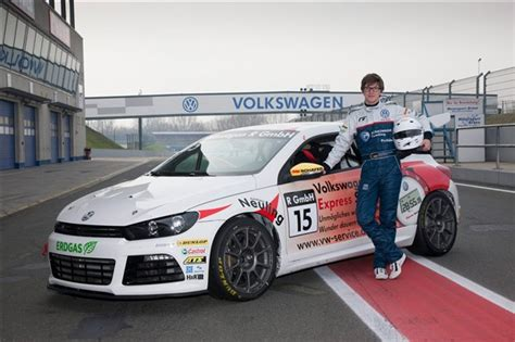 Onboard Vw Scirocco R Cup Hockenheim 2011 by Volkswagen Scirocco R Cup Hockenheim Preview Facts And