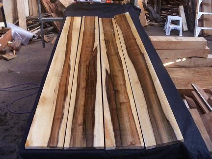 tasmanian blackheart sassafras slabs boards furniture