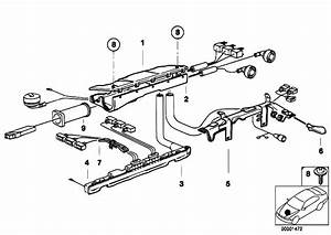 Original Parts For E36 323ti M52 Compact    Engine
