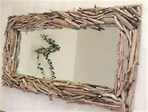 Spiegel Selbst Gestalten : spiegel mit einem rahmen aus treibholz neu bei richhome ~ Lizthompson.info Haus und Dekorationen