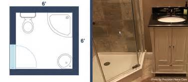 Convert Shower To Tub Shower Combo by 7 Awesome Layouts That Will Make Your Small Bathroom More