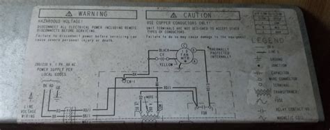 wiring a replacement hvac blower motor for an american standard heat air handler home