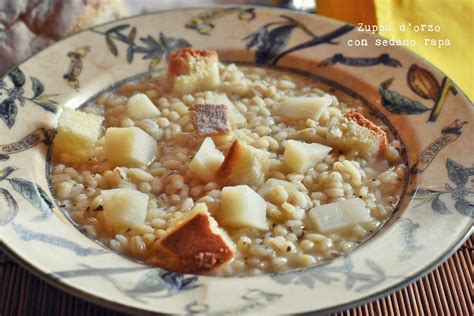 zuppa sedano rapa zuppa d orzo con sedano rapa profumo di broccoli