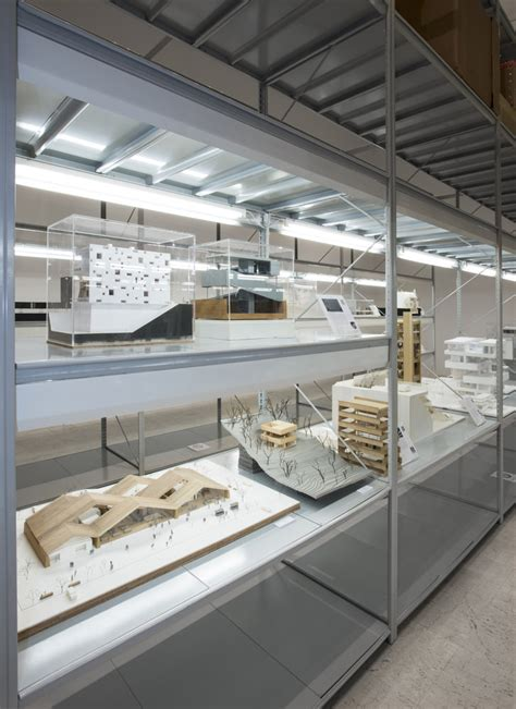 A Museum For Architectural Models