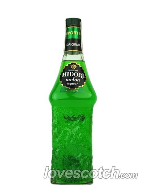 midori liquor midori melon liqueur liter buy online lovescotch