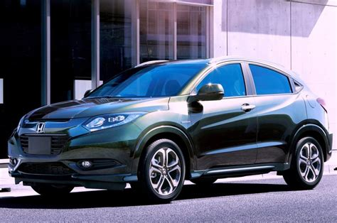 2019 Honda Hrv Redesign Changes Interior Price Release Date