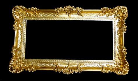 gold bilderrahmen bilderrahmen gro 223 barock antik gold 96x57 bilderrahmen barock fotorahmen ebay