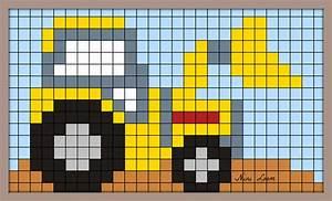 Pixel Art Voiture Facile : theme vehicule ~ Maxctalentgroup.com Avis de Voitures
