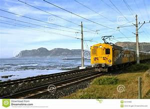 Prise Electrique Afrique Du Sud : train lectrique c t de la mer afrique du sud image ~ Dailycaller-alerts.com Idées de Décoration