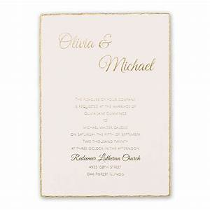 gold lining foil invitation invitations by dawn With wedding invitations melbourne gold foil